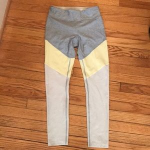 NWT Outdoor Voices 7/8 Springs Leggings